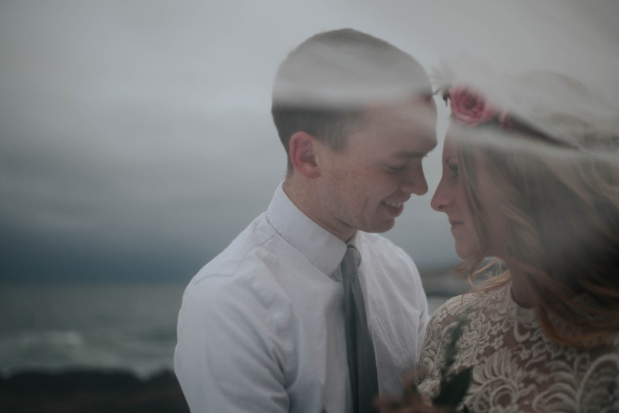 A Stormy Styled Shoot on the Coast.