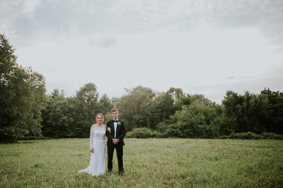 Jeffrey + Shelby's Cottage By the Bay Wedding