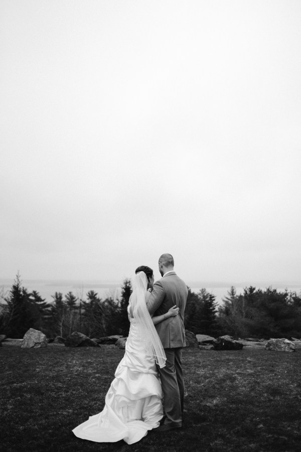 Sarah and Josh's Point Lookout Wedding